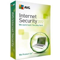 П.О. AVG Internet Security 2012 3ПК+Flash Drive (VAFDISCAN12BXXS003) для Windows