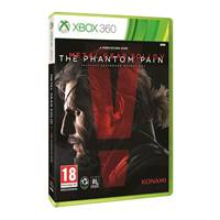 Игра  Metal Gear Solid V: The Phantom Pain  Xbox 360, русские субтитры 4012927039489