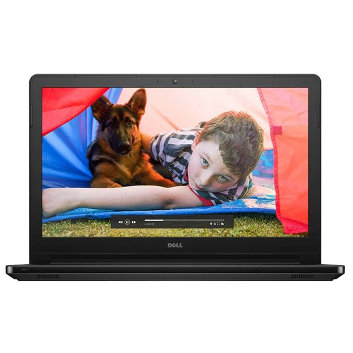 Ноутбук Dell Inspiron 5558-7054 i3-4005u 1.7Ghz/4G/500G/dvd/win8 Белый