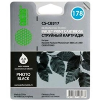 Картридж Cactus CS-CB317(№178Bl)HP Photo