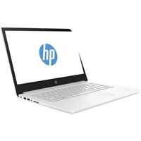 "Ноутбук HP 14-bp009ur 14"" i3-6006U 2.0Ghz/4G/500Gb/Win10 белый"
