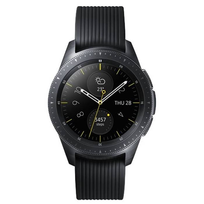Умные часы и браслеты Samsung Galaxy Watch 42mm(SM-R810NZKASER)Black